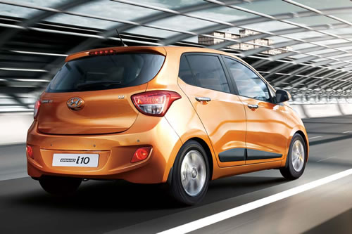 Hyundai Grand i10 Hatch